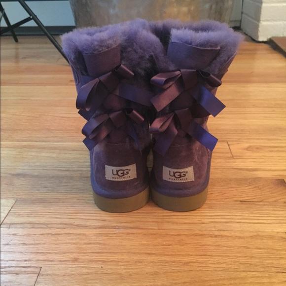 de84e5c7ffc Girls UGG AUSTRALIA Bailey Bow Boots S/N 3280Y